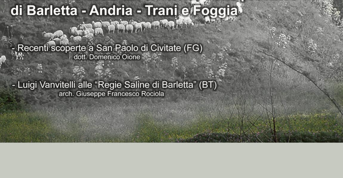 MINISTERO DELLA CULTURA  Soprintendenza Archeologica Belle Arti e Paesaggio per le provincie di Barletta-Andria-Trani e Foggia_Giornata del Paesaggio